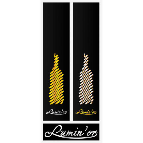 Label design - Luminor Wines