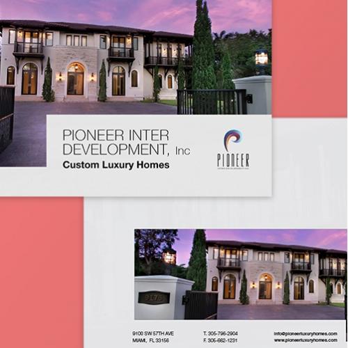 Luxury Home Builder - Catalog