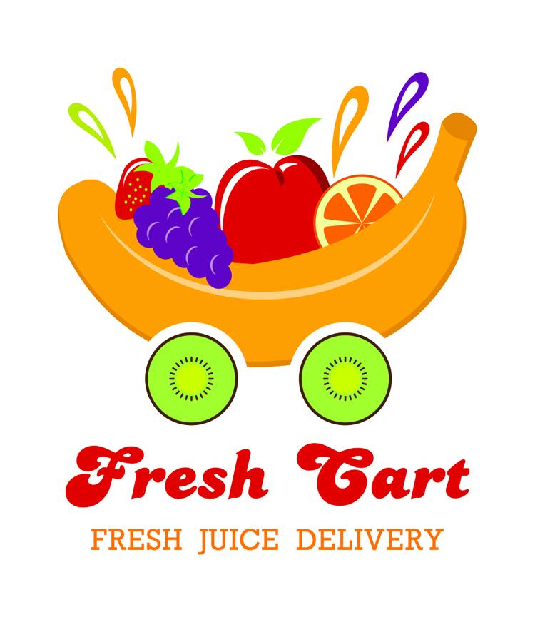 Fresh Cart Logo Design Online