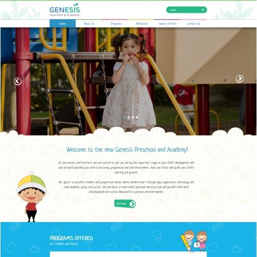 Genesis Preschool