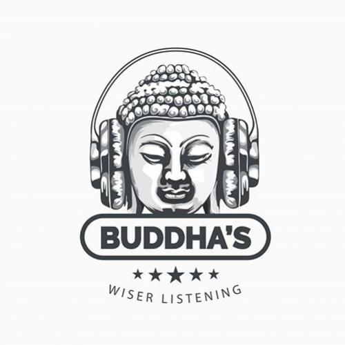 Buddha's Wiser Listening Logo