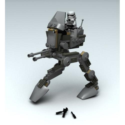 Lego Sneak attack
