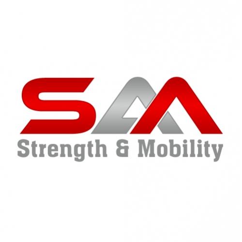SAM logo for Strength and Mobility