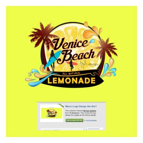 Logo Venice Beach