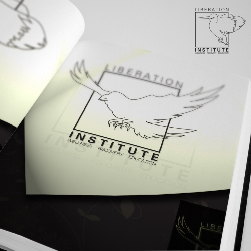 Liberation Institute - Corporate Identity Design.